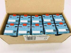 Box of 10 New Releco C3-A30X / 120V 60Hz Relays