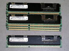 MEMOIRE   4G     DDRIII   PC3-10600   MT36JSF51272PZ