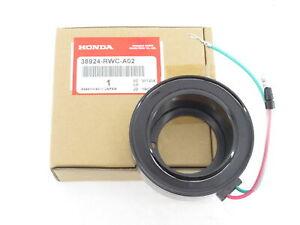 Genuine OEM Honda Acura 38924-RWC-A02 A/C Compressor Clutch Field Coil Set