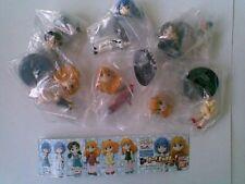 Bandai EVA Evangelion toricolle sd petit mini figure gashapon 6 pcs rei asuka