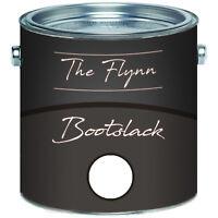 The Flynn Bootslack Weiß Yachtlack Schutz 2,5L 5L 10L 20L RAL 9010 Weiss