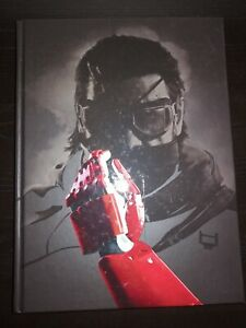 Guide officiel PIGGYBACK Metal Gear Solid 5 Phantom Pain - Edition collector VF