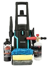 More details for prokleen electric pressure washer high power jet patio cleaner & car wash kit