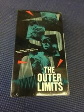 DT1- The Outer Limits - DOUBLE FEATURE (Sealed VHS) The Man Who Was Never Born +