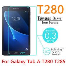 Protector Protector de pantalla de vidrio templado genuino para Samsung Galaxy Tab 7.0 T280