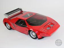 Vector W2 RC Car Body 1/8 Ltd Ed. - Rare Associated BMT Delta Kyosho Serpent
