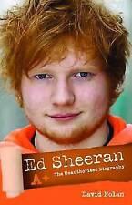 Very Good David Nolan, Ed Sheeran A+ - The Unauthorised Biography, Hardcover, Bo