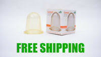 NEW! Large Vacuum Silicone Cup Anti Cellulite Cupping Massage Medical Full Body