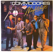 """12"""" Maxi - Commodores - Nightshift - B3016 - washed & cleaned"""