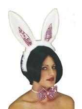 Easter Animal  Bunny Hen Rabbit Ears Hairband Fancy Dress Costume Bow tie