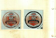 Nice Set Of 2 Joy Coal Mining Stickers # 444