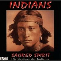 SACRED SPIRIT - INDIANS CD 11 TRACKS NEU