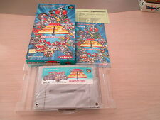 >> KAMEN RIDER SD SFC SUPER FAMICOM JAPAN IMPORT COMPLETE IN BOX! <<