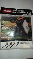 Toro Leaf Blower Vac Vacuum Replacement Bag 51601, 51503 OEM Toro Leaf Bag