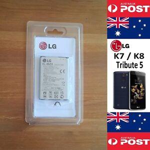 Genuine Retail LG K7 K8 Tribute 5 Original Battery BL-46ZH 2045mAh Local Seller!