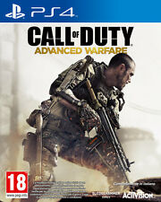Call Of Duty Advanced Warfare PS4 Playstation 4 IT IMPORT ACTIVISION BLIZZARD