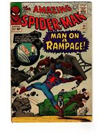 Amazing Spider-Man 32 VG 3.5 *1 Book* Marvel! Peter Parker! 1966! Doctor Octopus
