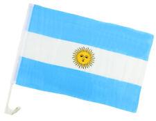 Autofahne Argentinien WM 2018 Weltmeisterschaft  ca 45 x 30 cm