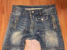 Dsquared Jeans Biker Zip