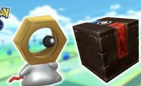 Pokemon Go Mystery Meltan Box Lure (No longer shiny)