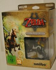 ZELDA TWILIGHT PRINCESS COLLECTOR  HD  CONSOLE NINTENDO WII U NEW NEUF SCELLE