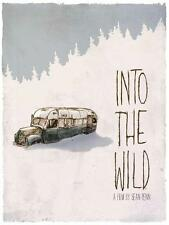 Into The Wild Movie POSTER 11 x 17, Emile Hirsch, Vince Vaughn, E, USA NEW