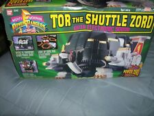 2242 New 1994 Mighty Morphin Power Rangers Tor the Shuttle Zord. Open Box.Unused