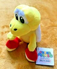 "Super Mario Plush Teddy - Red Koopa Troopa Soft Toy -Size 6"" / 15cm NEW & Tagged"