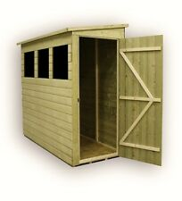Garden Shed 6x3 For Sale Ebay