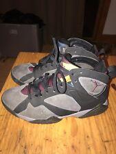 "Nike Air Jordan 7 ""Bordeaux"" 2010 Size 11 No Box 304775-003"