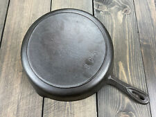 BSR #8G5 Cast Iron Skillet. Heat Ring.