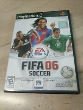 FIFA Soccer 06 PlayStation 2 PS2 EA Sports