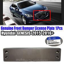 Oem 86519B1000 Front Bumper License Plate For HYUNDAI GENESIS SEDAN 2015-2016