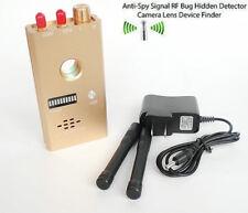 DIY Reinforcing Anti-Spy   Bug Detector Finder Hidden Camera Tracking Device