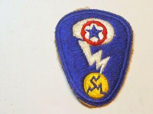 A   WW 2 U S Army Manhattan Project     Cut Edge Snow Back Patch