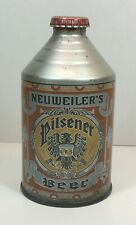 Neuweiler'S Pilsner Beer Cone Top Beer Can