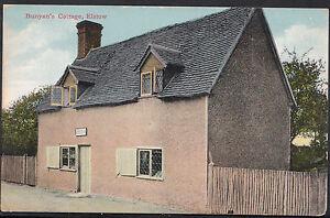 Bedfordshire Postcard - Bunyan's Cottage, Elstow     A9401