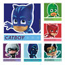 PJ Masks Stickers x 6 - Birthday Party Supplies Favours Loot PJ Masks Party Fun
