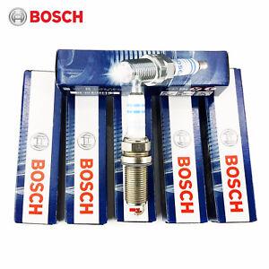 NEW Bosch 6 Pack OEM FR7NPP332 Double Platinum Spark Plugs BMW E60 E83 E85 E90