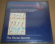 Dorian Quintet AVANT GARDE WOODWIND QUINTET IN USA - Vox Box SVBX 5307 SEALED