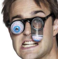Comedia Droopy Ojo Gafas Ojos En Resortes especificaciones Gallina Stag divertido Manchas Nuevo Smiffys