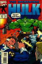 Incredible Hulk # 411 (Preview INSERT) (Estados Unidos, 1993)