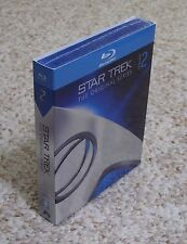 NEW Star Trek: The Original Series Season 2 (Blu-Ray Set) TOS Sealed + Slipcover