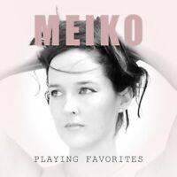 Meiko - Playing Favorites (MQA CD)