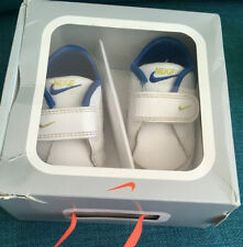 Nike Crib Shoes Soft Sole. Size .5 Uk