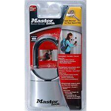 Master Lock  3-DIGIT LOCKING KEY STORAGE Combination Holds 2 Keys- 70x134x38mm
