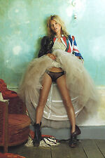 Kate Moss  Model A3 Poster Print