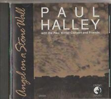 C.D.MUSIC  D576   PAUL HALLEY : ANGEL ON A STONE WALL    CD