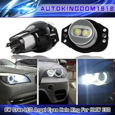 2xLED Angel Eye Halo Ring Error Free Marker Light Blub for BMW E90 E91 320i 325i