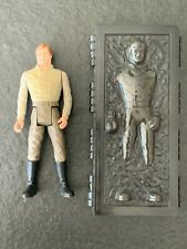 Star Wars Vintage 1985 Han Solo Carbonite loose